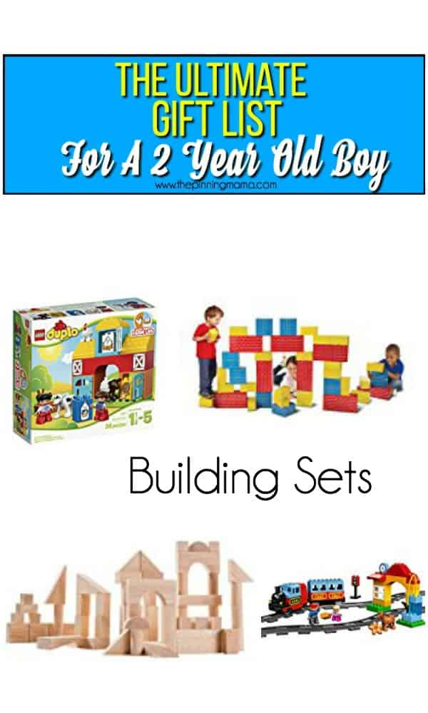 Gift Ideas For Building Sets A 2 Year Old Boy