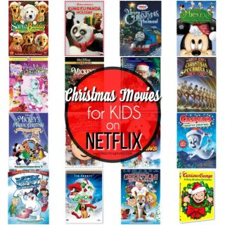 Holiday classics for kids available on Netflix