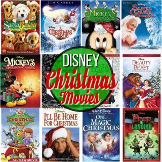 Great list of Christmas Movies for the whole family to enjoy