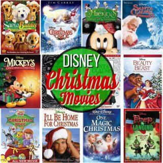 Disney Christmas Movies
