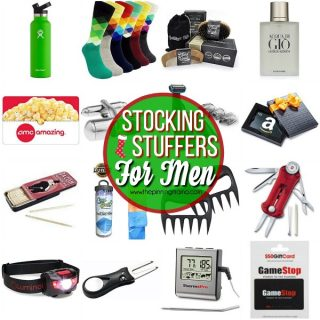 fun and different stocking stuffers for the man in your life