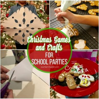 Big List of Christmas School Party Games and Crafts