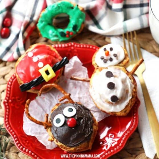 Kids Christmas Breakfast Idea