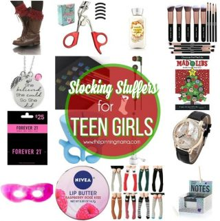 Stocking Stuffers for Teen Girls