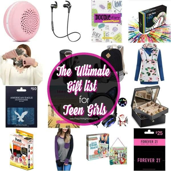 Big girl teen party themes
