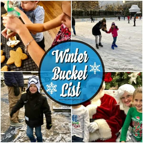 The Ultimate Winter Bucket List for Families to Enjoy