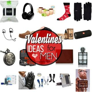 Valentines Gifts for your Husband or the Man in Your Life