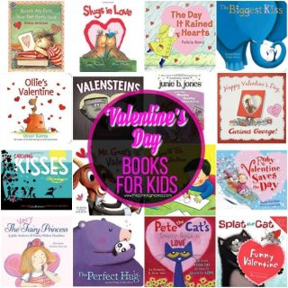 Valentine's Books for Kids