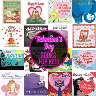 Valentine's Books for Kids