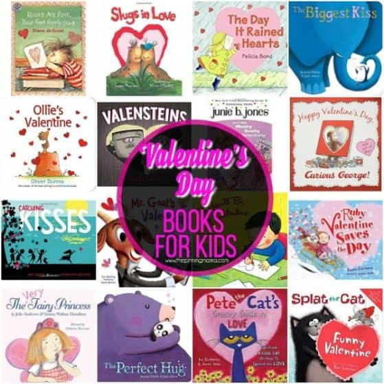 The Ultimate List of Valentine's Day Books for Kids.