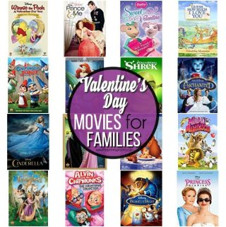 The Big List of Valentine's Day Movies for Families