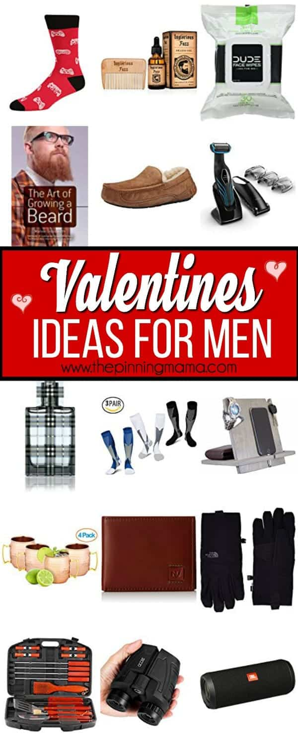 valentines day ideas for the man in your life