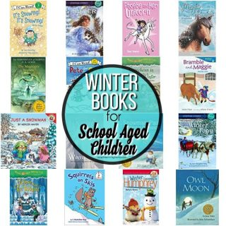 Winter Books for School Aged Children