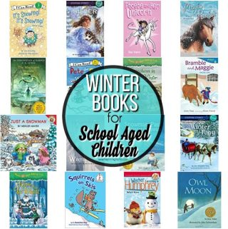 Winter Books for School Aged Children
