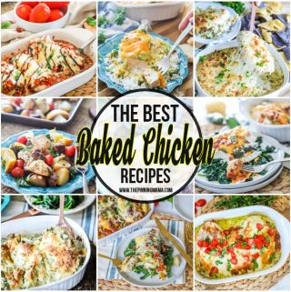 The BIG List of Baked Chicken Recipes