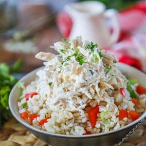 Crock Pot Ranch Chicken Recipe