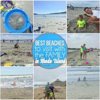Top 5 Beaches to visit in Rhode Island with the Family