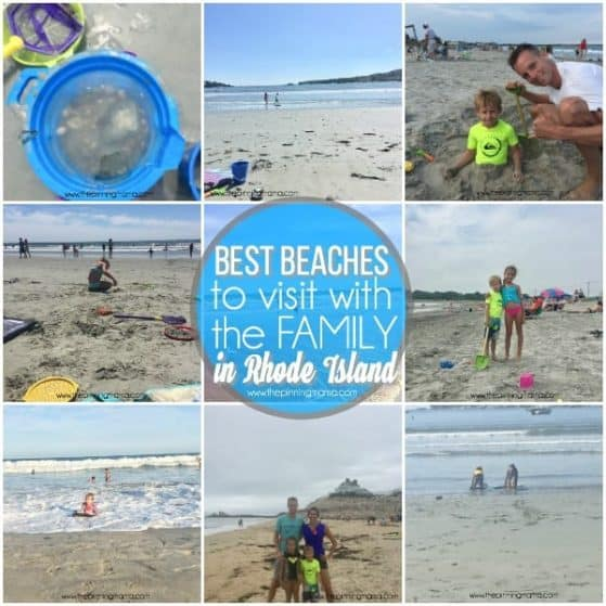 Best Beaches to visit in Rhode Island with the Family.