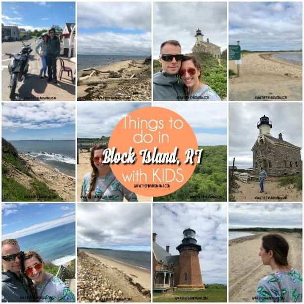 What to do in Block island with your kids