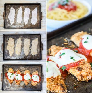 Baked Chicken Parmesan Recipe