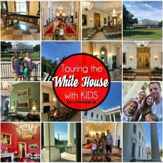 All about Touring the White House with Kids