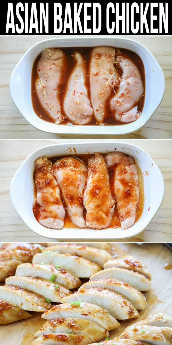 Asian Chicken Marinade