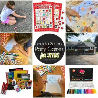 The Best Games for Back to School Parties for Kids