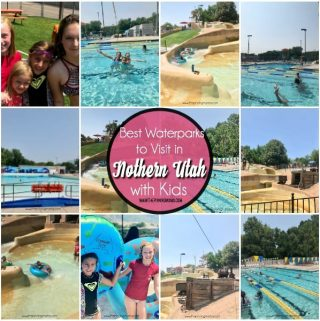 Best Waterparks to visit in Northern Utah with Kids
