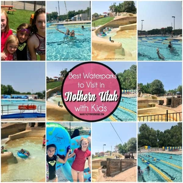 Best Waterparks to visit in Utah with Kids.
