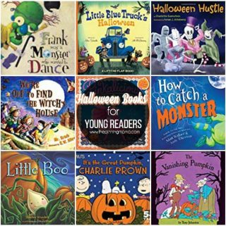 20+ Halloween Books for Young Readers
