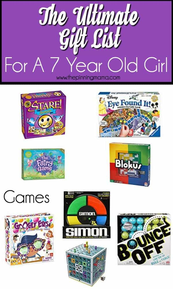 52c6f3abc The Ultimate Gift List for a 7 Year Old Girl • The Pinning Mama