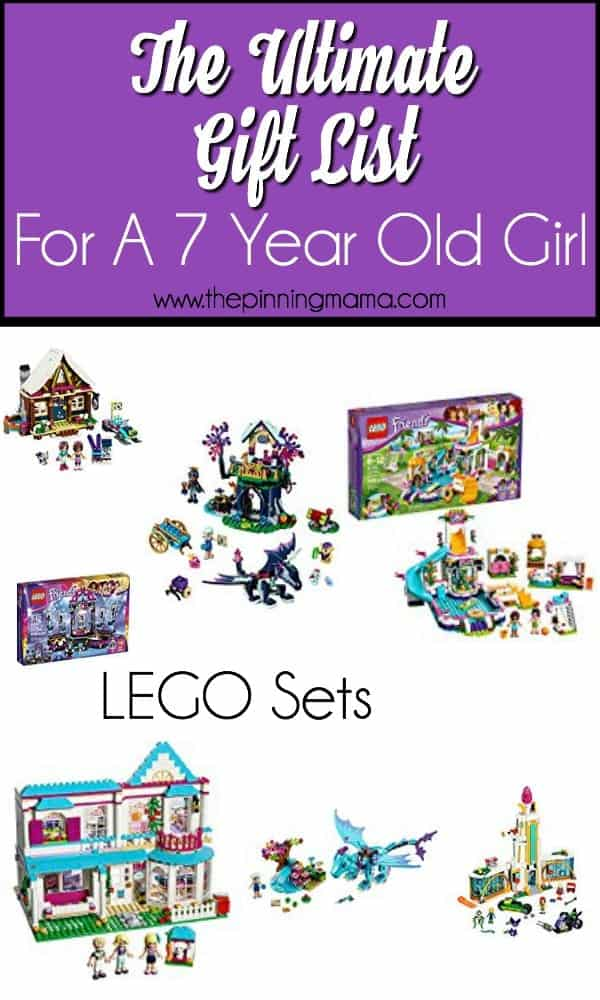 The Ultimate Gift List for a 7 Year Old Girl • The Pinning ...