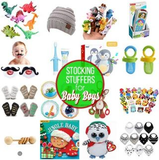 Baby Boy Stocking Stuffers