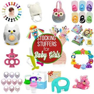 Baby Girl Stocking Stuffer Ideas