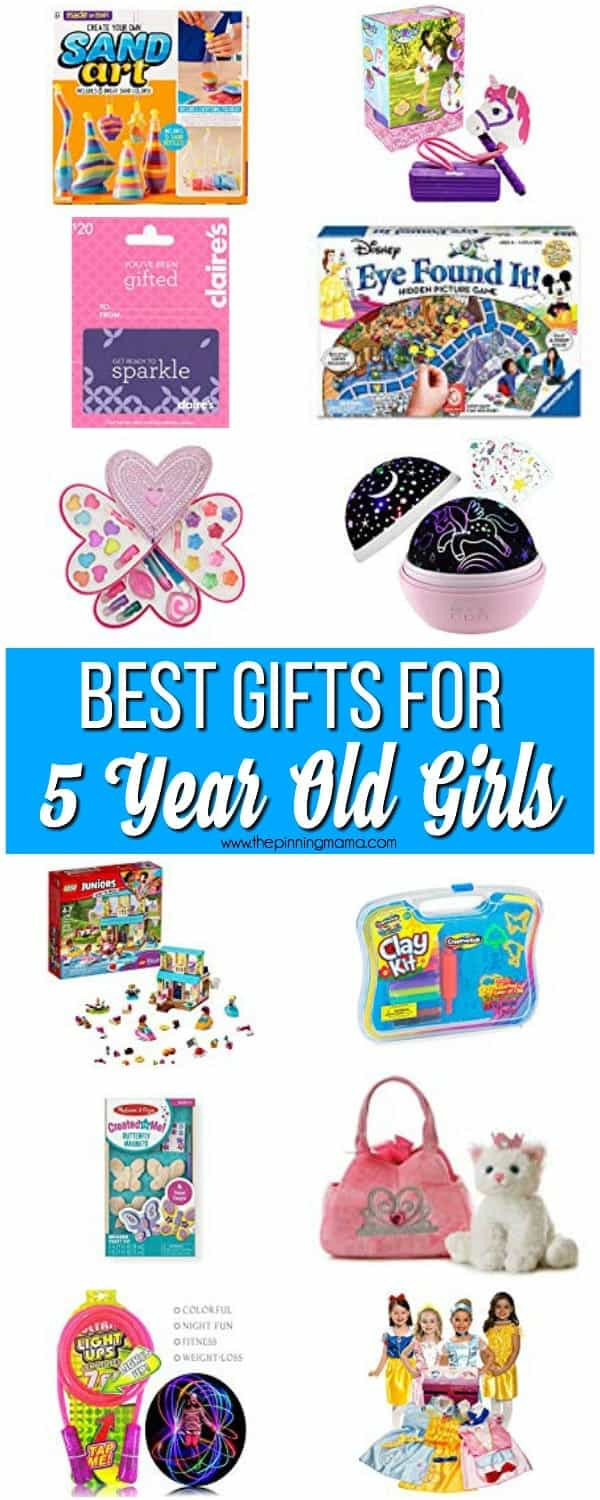 The Ultimate List Of Gifts For A 5 Year Old Girl You Will Find Everything