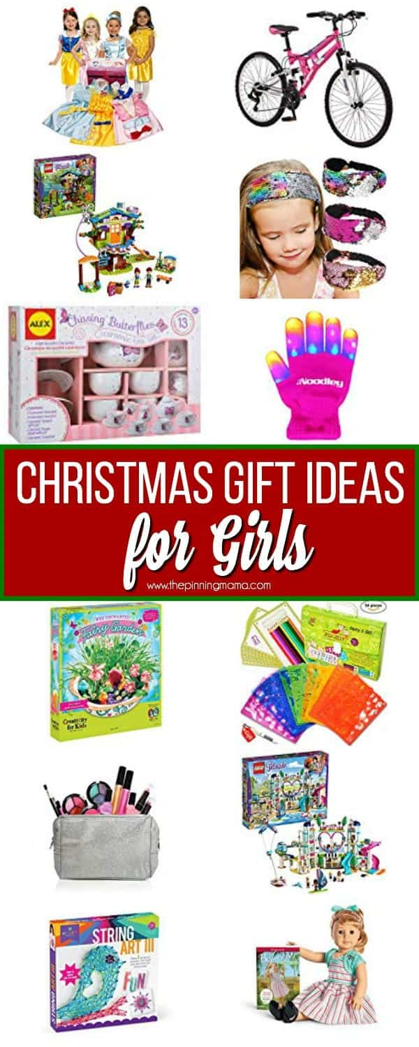 Christmas Gifts For Girls The Pinning Mama
