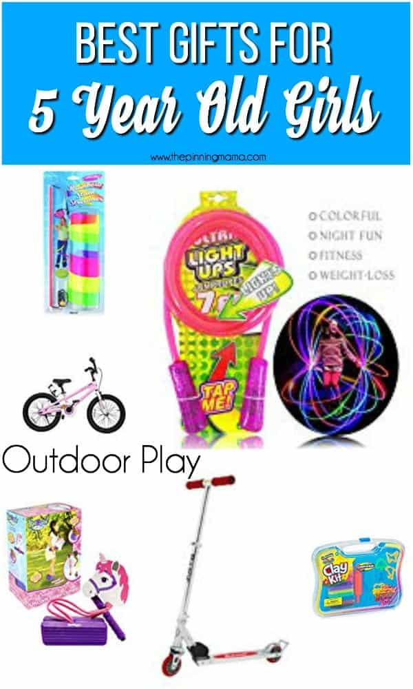 Best List Of Outdoor Play Gift Ideas For Girls Birthday Or Christmas