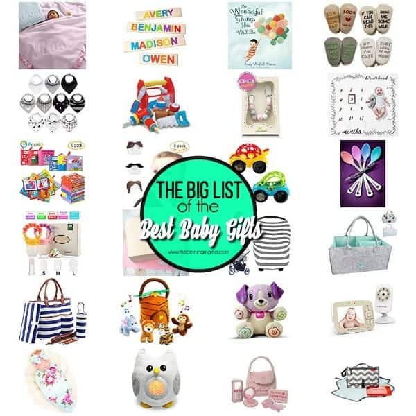 4773ff33d4ae Best Baby Gifts • The Pinning Mama