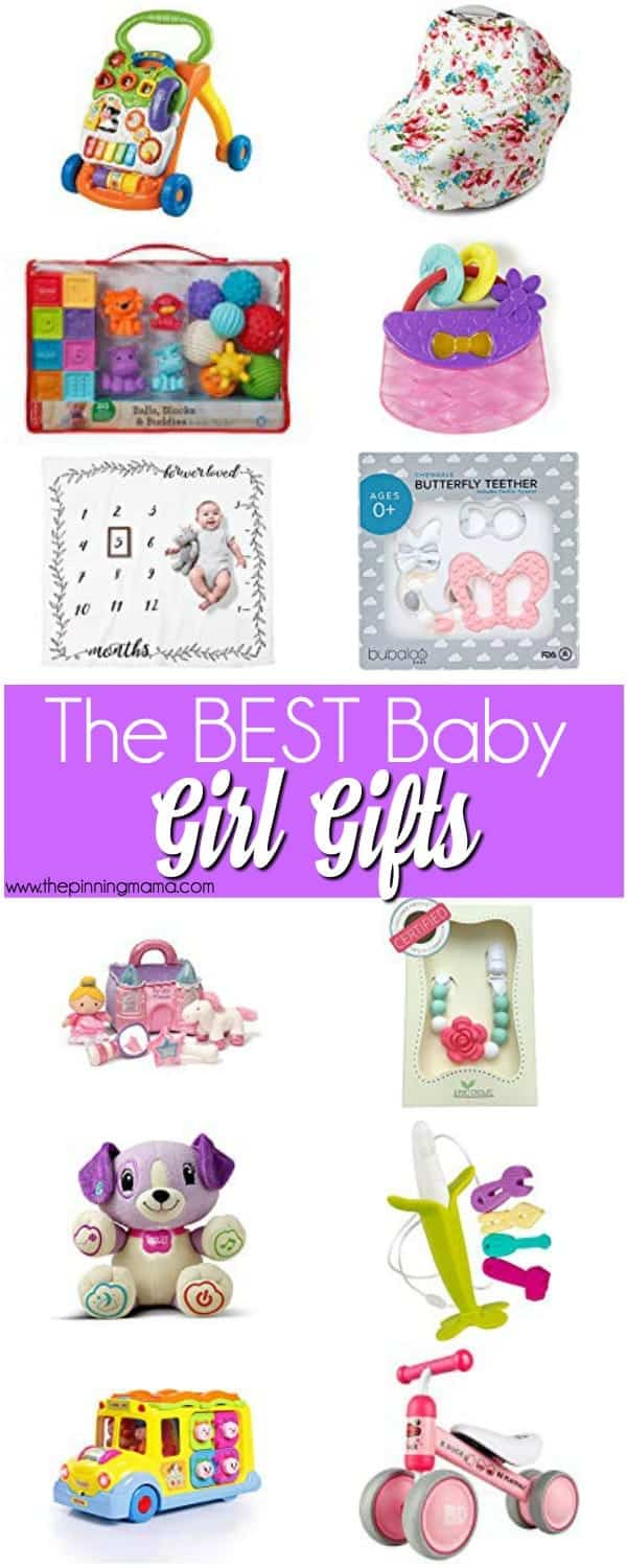 Christmas Gifts For Girls Age 12.Baby Girl Gifts The Pinning Mama