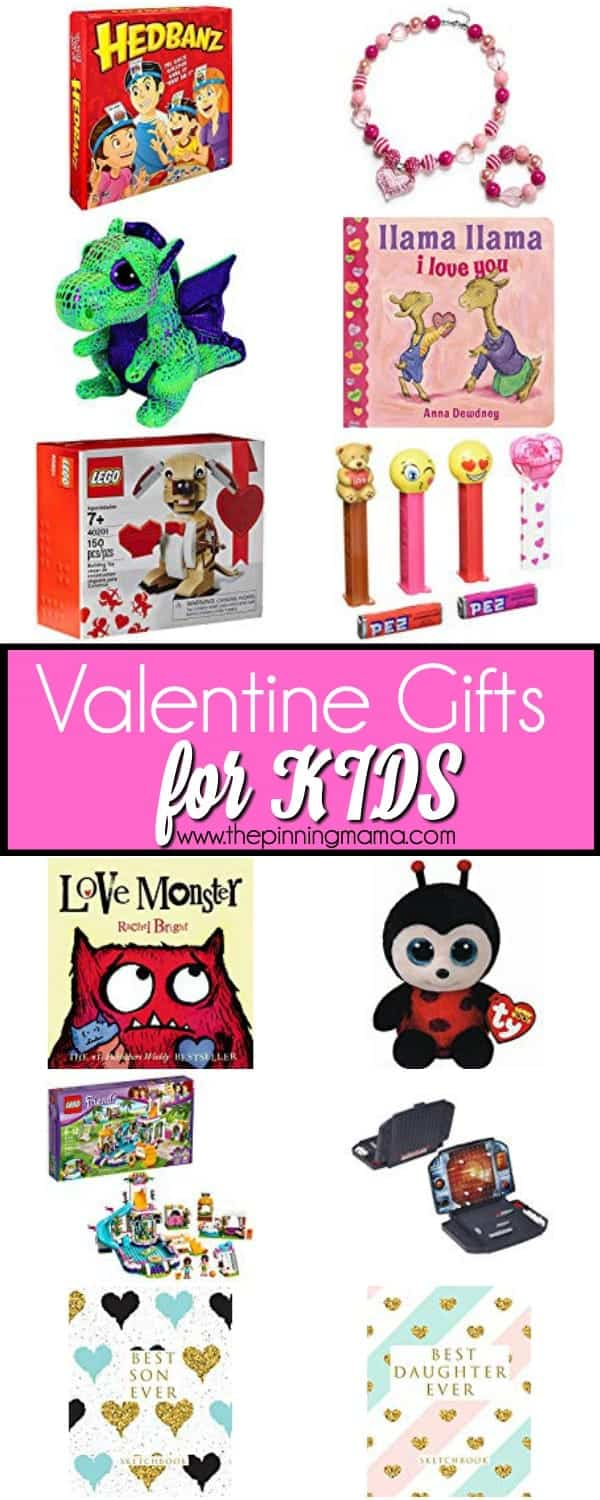 Valentine Gifts For Kids The Pinning Mama