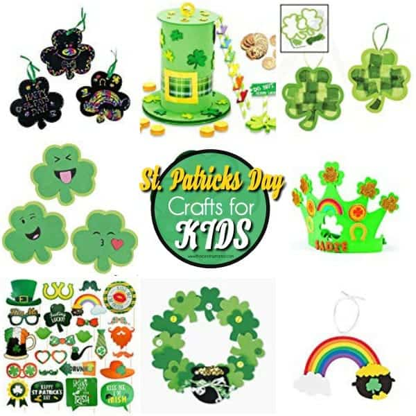 St Patricks Day Crafts For Kids The Pinning Mama