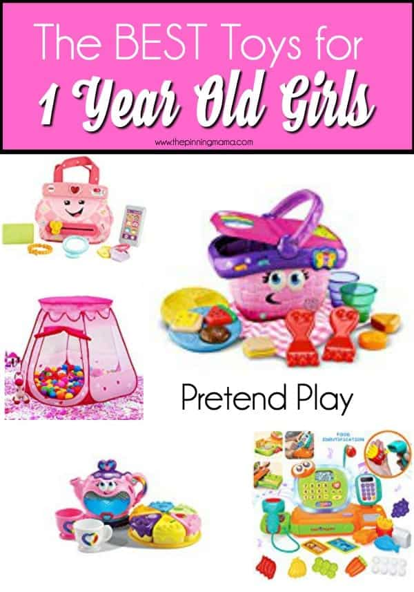 Toys For 1 Year Old Girls The Pinning Mama