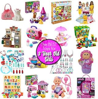 Toys for 3 Year Old Girls