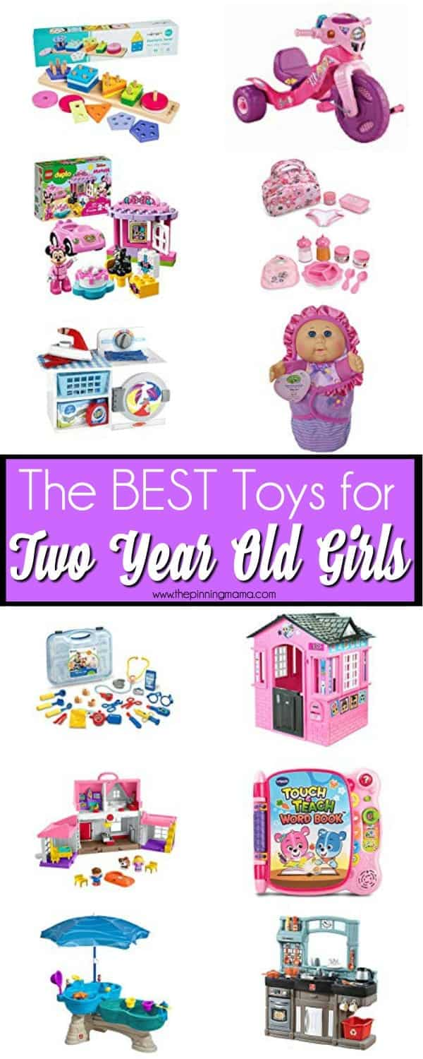 Best Toys For Christmas 2019.Toys For 2 Year Old Girls The Pinning Mama