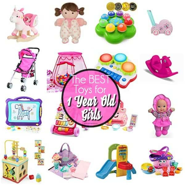 toys for a one year old girl