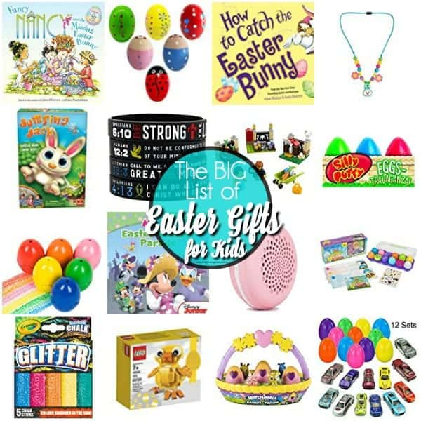 The BEST Easter Gift List for Kids