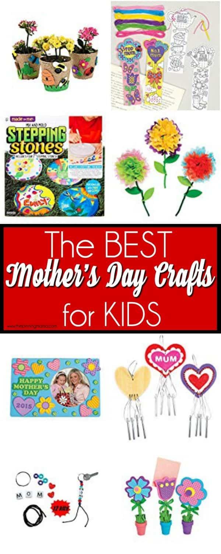 Für Kids Mütter Und Die Großen: Mother's Day Crafts For Kids • The Pinning Mama