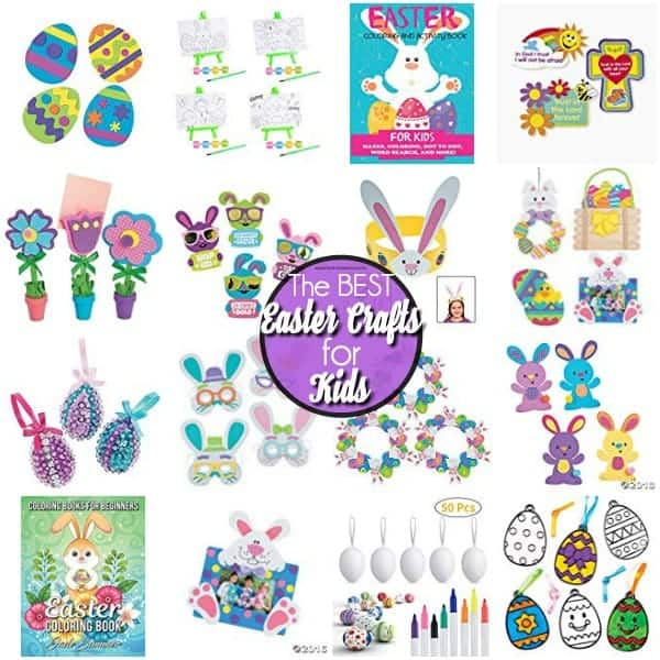 Easter Crafts For Kids The Pinning Mama