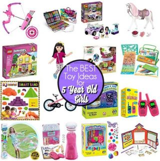 Toys for 5 Year Old Girls
