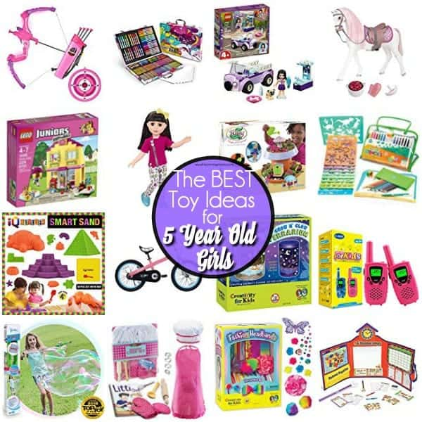 Toys For 5 Year Old Girls The Pinning Mama